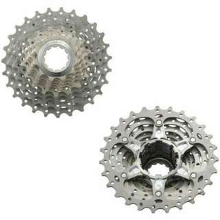 Brand New & Sealed Shimano Dura-Ace 7900 10-Speed Road Cassette 12-25T
