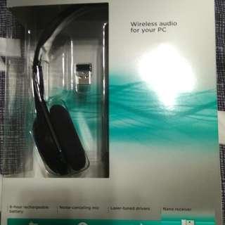 Logitech H600 Wireless Headphones BNIB