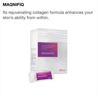 New! Maqnifiq - Botanical Beverage Mix Berries with Collagen
