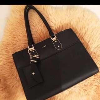 Authentic Aldo black hand bag