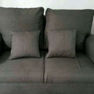 Rush. Sale pre-loved sofa 2 seaters