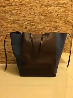 Celine large tote bag