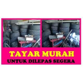 !!!TAYAR MURAH HENDAK DIJUAL SEGERA!!!