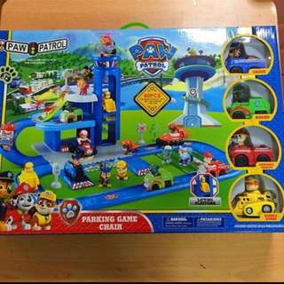 PAW PETROL TOY SET (super big size)