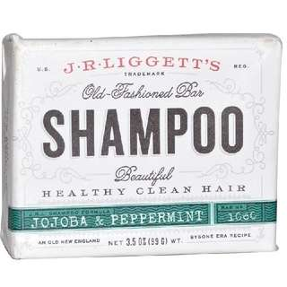 Jojoba & Peppermint Shampoo Bar