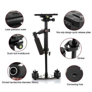 Steadycam Flycam Camera Stabilizer for DSLR and Compact Camcorder