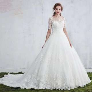 Wedding Gown preloved
