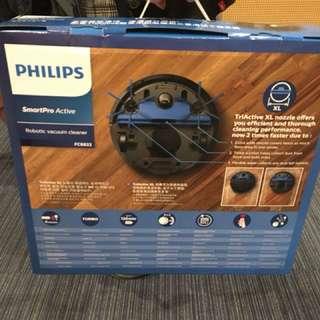 Philips FC8822 吸地拖地多功能掃地機器人