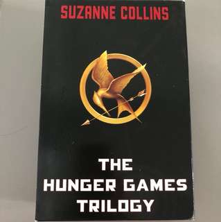 BRAND NEW The Hunger Games Trilogy