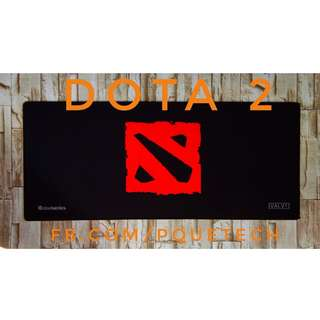 Extended mousepads