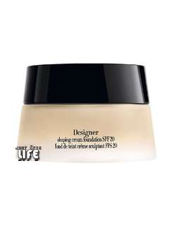 GIORGIO ARMANI Designer shaping cream foundation