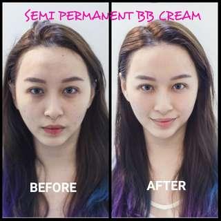 BB cream (semi permanent)