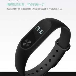 🚚 Original Xiaomi Mi Band 2 Wrist Watch