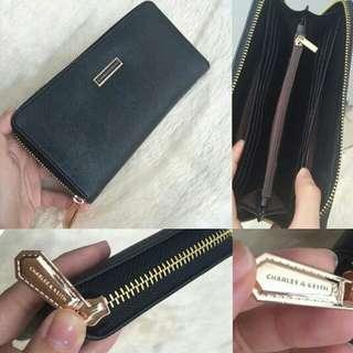 Zipper wallet by CnK