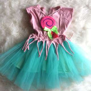 Dress Tutu Lolipop