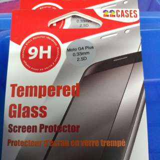 Screen protector Moto G4 Plus