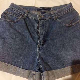 Denim shorts..SALE ! Price down ( from 150 to 100)