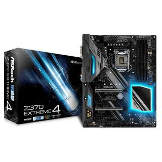 ASROCK Z370 Extreme4 Motherboard - Brand New!
