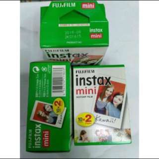 SALE Refill instax 2 pack twinpack