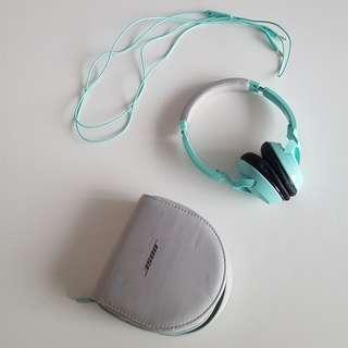 BOSE SoundTrue Headphones On-Ear Mint Green