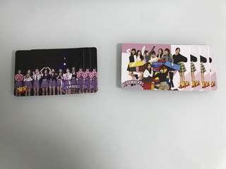 Twice yes 專輯卡