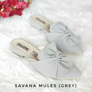 Savana mules (grey)