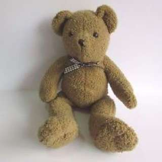 Mamas & Papas Baxter Brown teddy bear