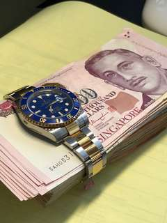 Take In High Price for Rolex