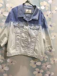 Jeans jacket Gaudi