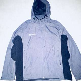 Authentic Columbia Rain Jacket Waterproof