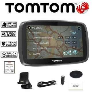 TOMTOM GO 6000