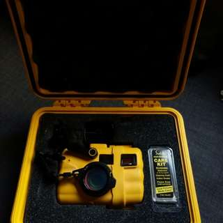 全新海底相機SeaLife Reefmaster RC SL201 35mm Film Camera With Case & Care Kit