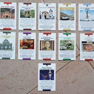 Mini cards from Macau (*FREE*)