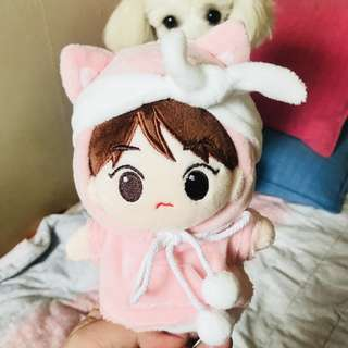 LF EXO Xiumin Doll by @xom_xiu