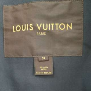 LV real elegant dry wet jacket LV真品 有型乾濕褸