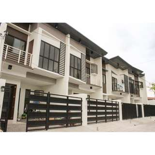 Brand new Modern design townhouse in Bf resort Village Near University of perpetual help