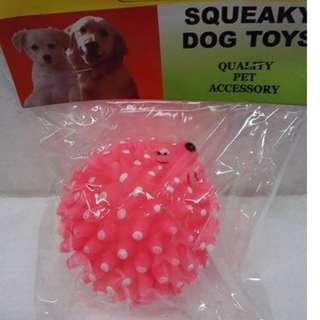 HegdeHog squeaky toy