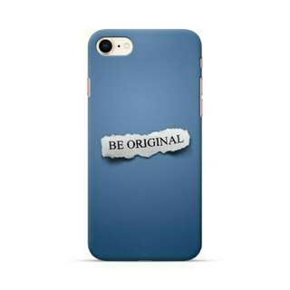 Be Original iPhone 8 Custom Hard Case