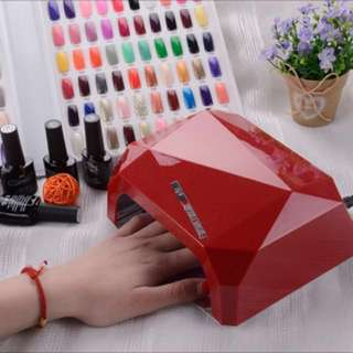 [SALE]36w Nail Gel Dryer Curing UV LED