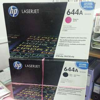 HP colour toner ($280 for3pcs)