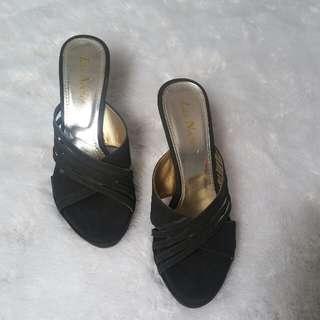 Las noches heels
