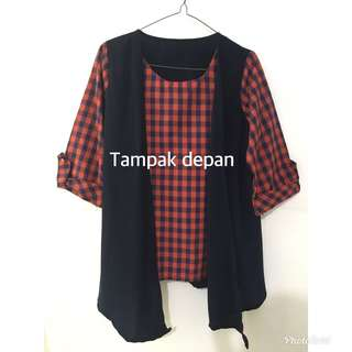 Blouse + outer