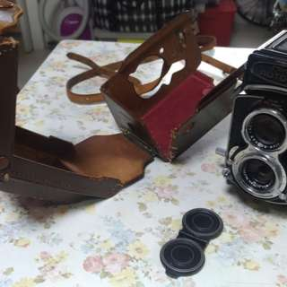 Minolta Autocord 雙鏡相機