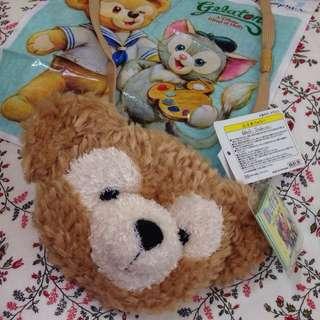 Duffy 達菲 雪莉玫 小包 吊飾