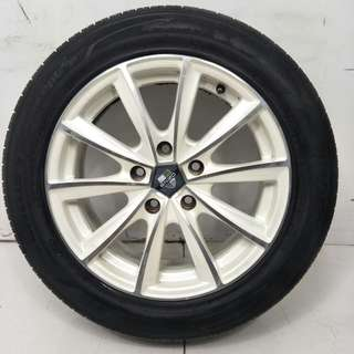 16 '' Sport Rim With Tyre 5x114.3 (SR935)