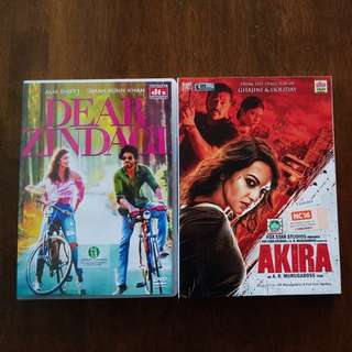 New Hindi movies 2 for $20