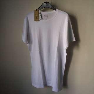 Cotton on shirt white