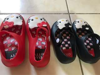 HelloKittyJelly shoes for 2. Months & 1-yr