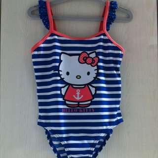 BNWT Sanrio Hello Kitty Swim Wear