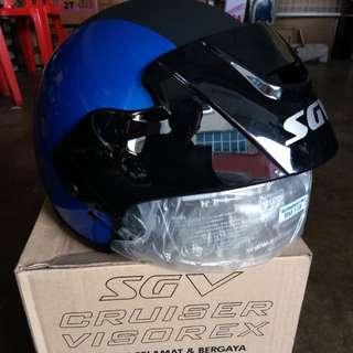 Helmet SGV cruiser offer